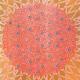 Christine Romanell Print, Risograph