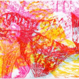 Julian MacMillan Panties Risograph Brooklyn