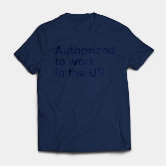 Dark Blue i-765 Shirt