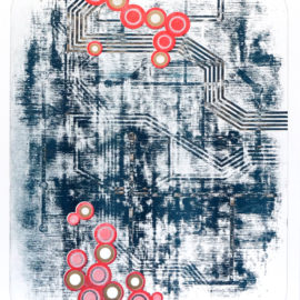 Mark Keffer Risograph Synth Love, Synthesizer
