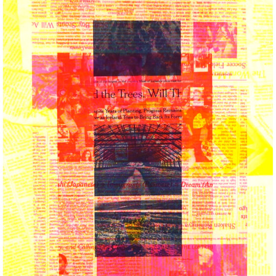 NYT October 2017, news of the month club, risograph subscription